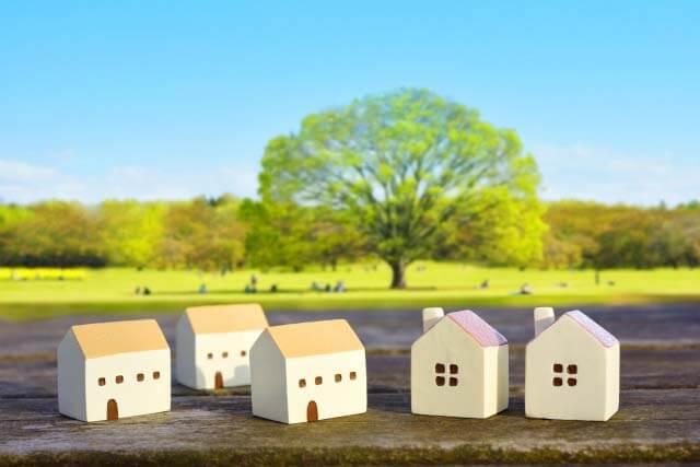土地の資産価値から考える。土地を買うなら都会?田舎?