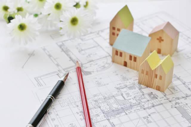 家の設計イメージ