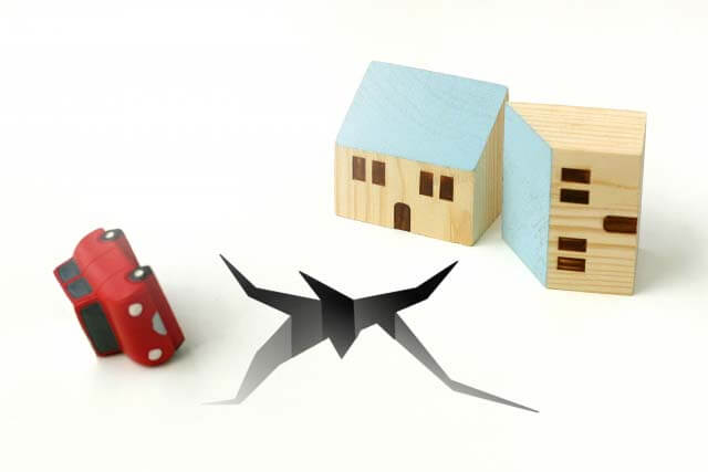 地震に強い土地とは?新築の土地探しで絶対に知るべき注意点